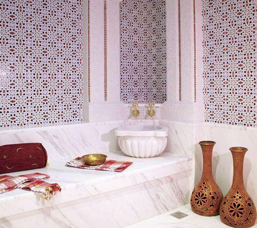 Как построить турецкую баню хаммам своими руками