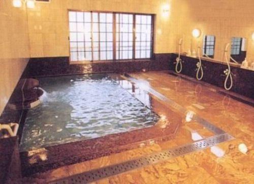 Японская баня Сэнто