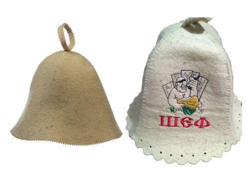 Простая и эксклюзивная шапки, конечно товар видно на лицо