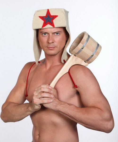Вот целебная сила русской бани на лицо
