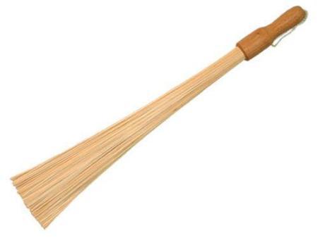 Массажный веник для бани из бамбука