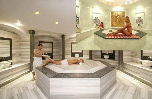Так выглядит Хаммам – турецкая баня