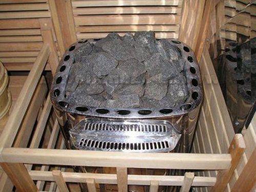 Оригинальная печка с топкой извне