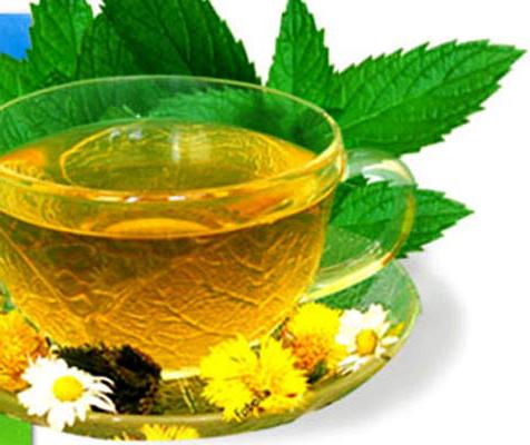 Зелёный чай очень полезен