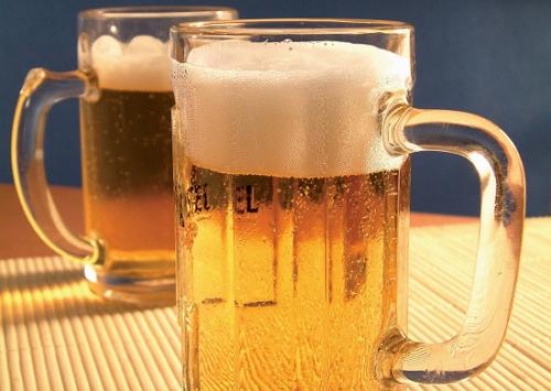 Пиво в бане – тоже вред здоровью