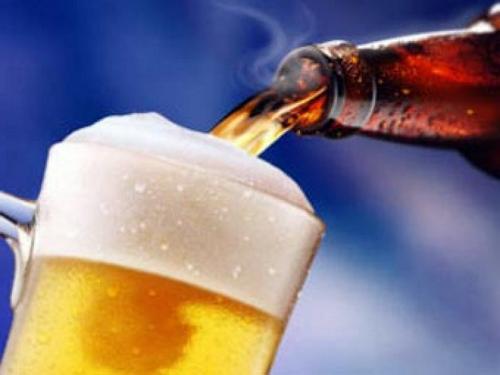 Пиво после бани