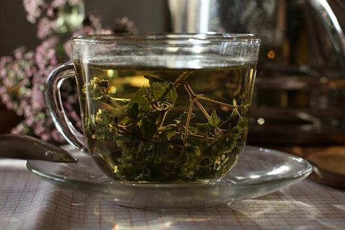 Чай с душницей