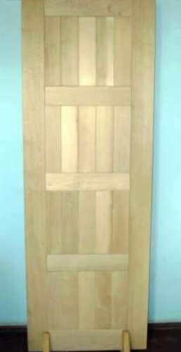 Двухрамная дверь в парилку