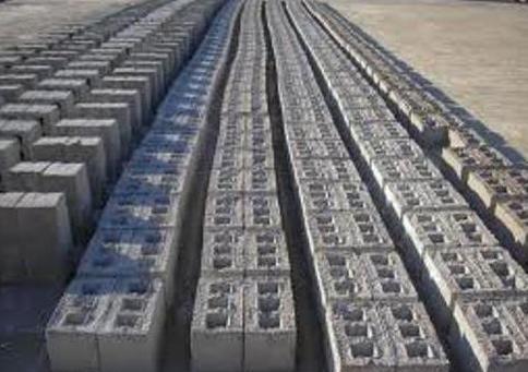 Производство блоков – процесс быстрый и несложный