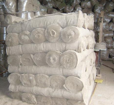 Органические материалы для утепления сруба бани