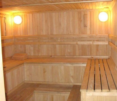 Освещение бани