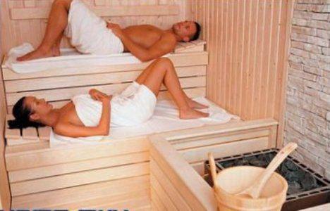 Парилка – главная комната в любой русской деревенской бане