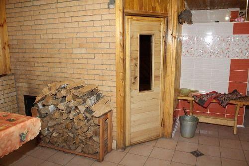 и комнатой отдыха, и местом хранения нужных атрибутов