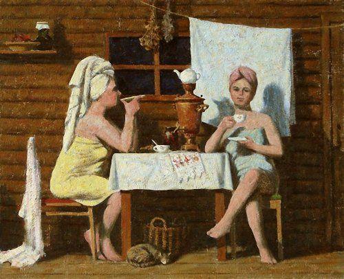 Традиционные беседы за чашкой чая