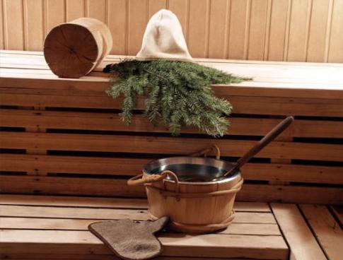 Все необходимые пренадлежности для бани