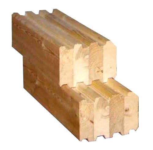Технология строения клееного бруса
