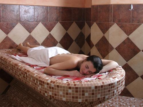 Турецкий SPA Relax массаж