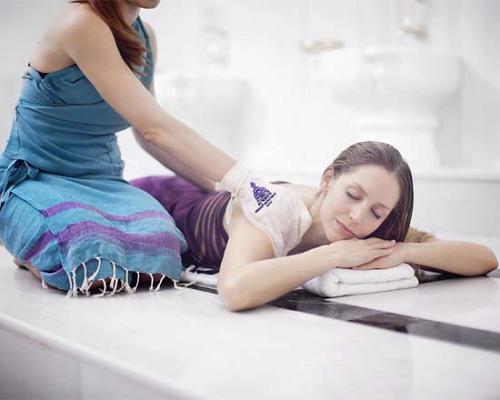 Турецкий массаж ALOE VERA