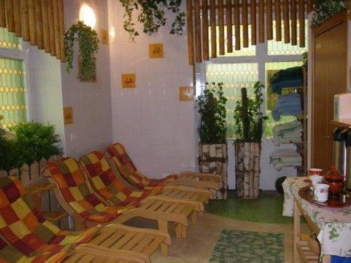 Комфортная мебель в комнате отдыха – основная деталь интерьера