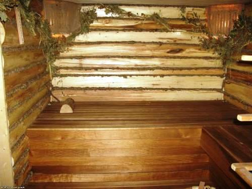 Запахи веника и трав в традиции русской бани