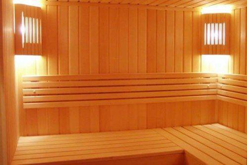 Внутренняя отделка бани деревом – отличное решение