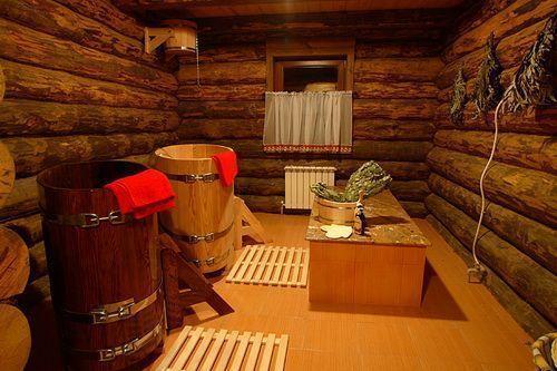 Баня с купелями - отличное место для отдыха душой и телом