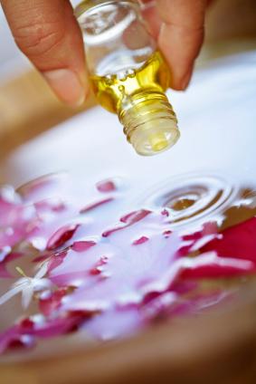 Аромамасла также придают запах в бане