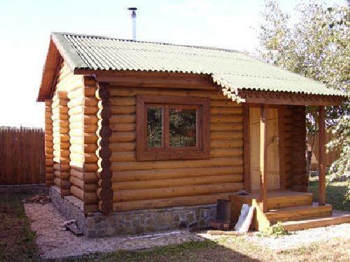 Деревянная баня – красота, здоровье, чистота!