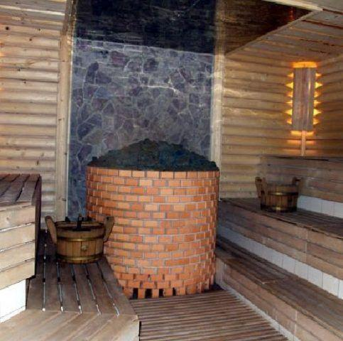 Печь для бани с водой – в духе русский традиций