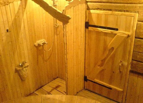 Дверь в бань видео