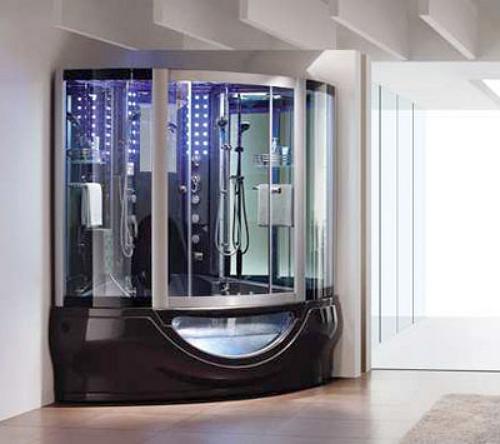 Душевая кабинка для турецкой бани