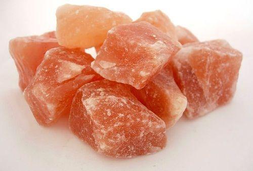 Кусковая гималайская соль