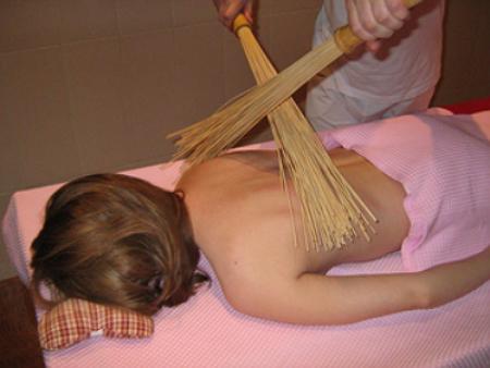 Бамбуковый веник для бани и методы его использования