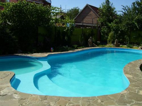 Посещение бани летом