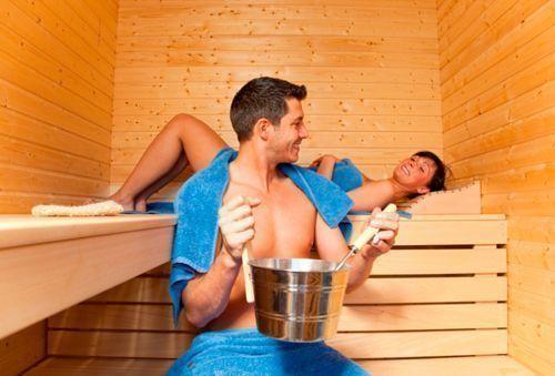 баня – прекрасное место для отдыха