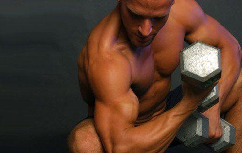 Качайте мышцы правильно, а после тренировки отправляйтесь в баню