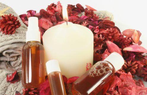 Побалуйте свою кожу в бане.