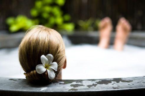 Кроме избавления от многих болезней, в бане мы получаем релаксацию.