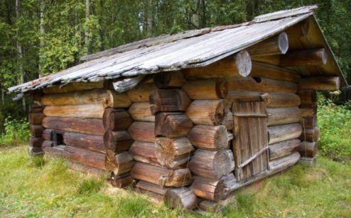 Несмотря на свои размеры, русская баня должна быть деревянной – это ее отличительная черта