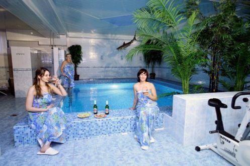 Сауну можно смело назвать современным видом отдыха, необычайно популярным в России