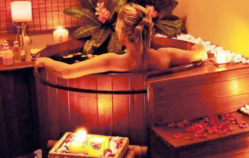 Японская баня Ясураги