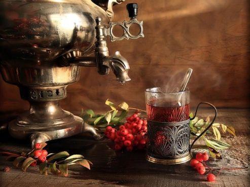 Наши дедушки и бабушки любили после бани попить чай из самовара. Правильно заваренный, он самый вкусный