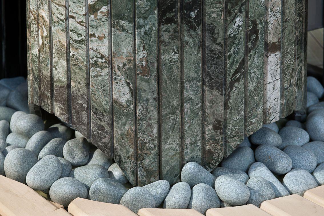 Камни для бани - как выбрать и какие лучше