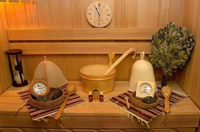 аксессуары русская баня