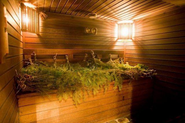 веники русская баня