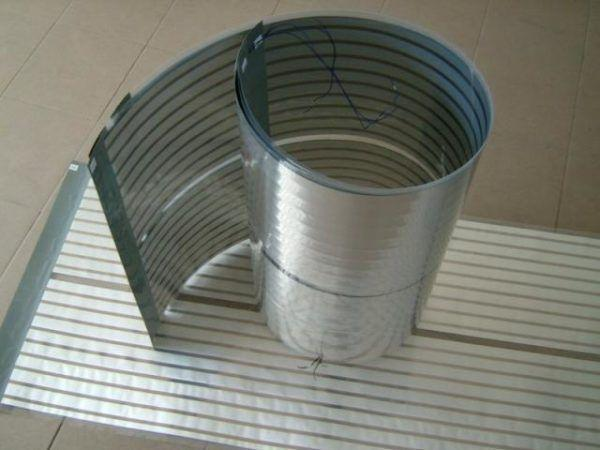Керамические инфракрасные обогреватели