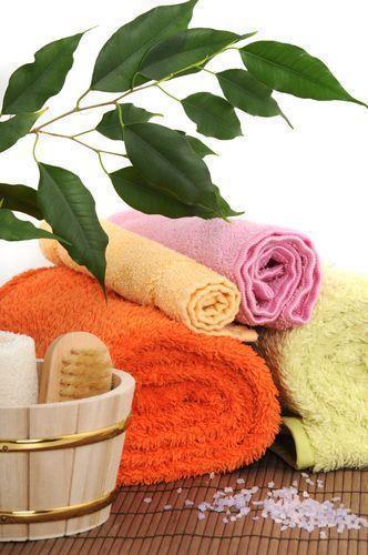 Полотенце в баню