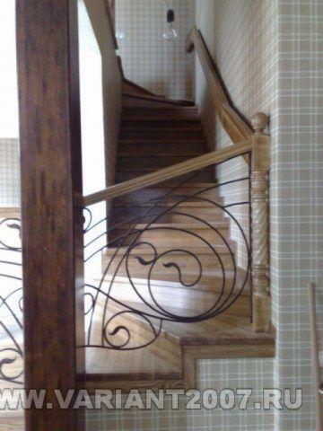 Особенности деревянных лестниц