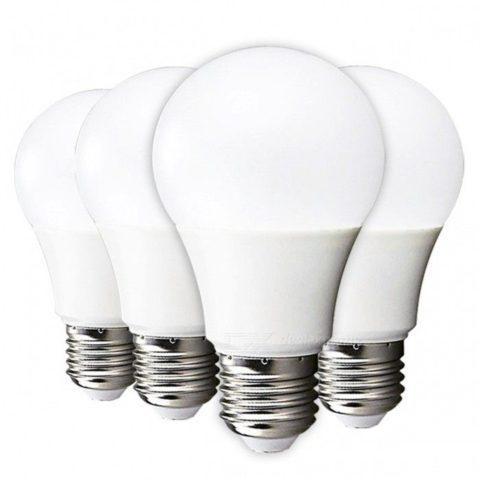 Как повысить яркость светодиодной лампы?