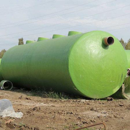 Качественные стеклопластиковые комплектующие для канализации